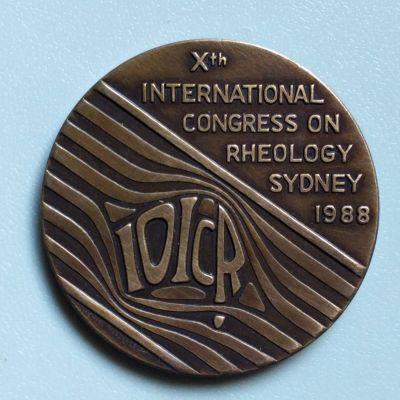 Rheology Congress - Sydney 1988