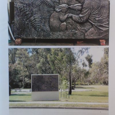 Sam the Koala - Mirboo North