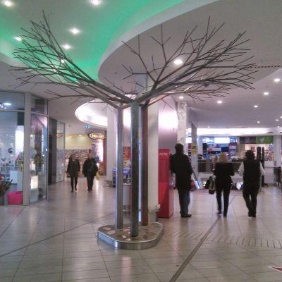 Symbolic Trees - Camberwell shopping centre