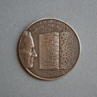 Robert D Williamson Award -  VALA - Library Automation