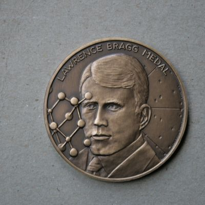 Lawrence Bragg Medal - Society of Crystallographers