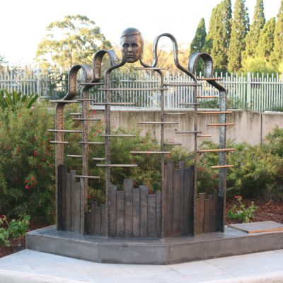 Irreparable Loss Of Potential - Clunes Mathison Memorial - Walter & Eliza Hall Institute, Melbourne